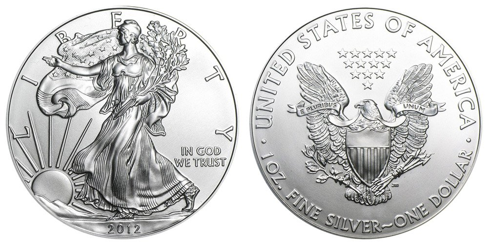 1_oz_American_Silver_Eagles_BU - buy and sell at spring hill coin and gold buyers. we are vermillion enterprises