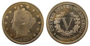 V nickel - coin shop in lutz